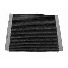 CORTECO 21652995 (6808605 / 93174801 / 13271407) фильтр салона угольный\ Opel (Опель) Meriva (Мерива) 1.4 / 1.6 / 1.8 / 1.3cdti / 1.7cdti 03>