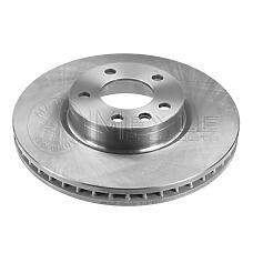 MEYLE 6155216009 (569044 / 90392559 / 90344650) диск тормозной