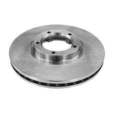 MEYLE 7155217016 (5029815 / 5025610 / 95VX1125AA) диск тормозной