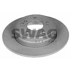 SWAG 10904629 (2104230412 / 2104230912 / 1244230512) диск тормозной