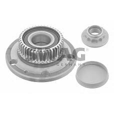 SWAG 32924236 (1J0598477) ступица колеса с интегрированным подшипником