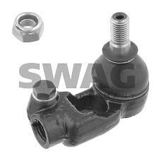 SWAG 40710009 (324056 / 4242756 / 90369705) наконечник рулевой Opel (Опель) vectra-a 88-95; Astra (Астра) 91-97; calibra 90-