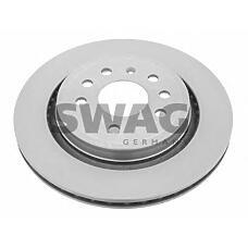 SWAG 40923545 (93171778 / 569114 / 9191336) диск тормозной Opel (Опель) pkw