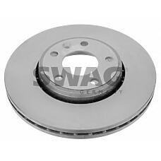 SWAG 60922698 (91165426 / 91159915 / 7701206845) диски тормозные nissan,opel,renault