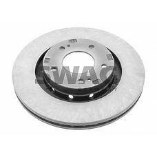 SWAG 80928440 (MR205215 / 424958 / MR128659) диск тормозной mitsubishi
