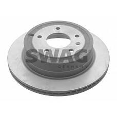 SWAG 89931430 (96625873 / 4804637) диск тормозной