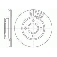 ROADHOUSE 621110 (5026784 / 4070865 / 93BX1125AC) диск тормозной