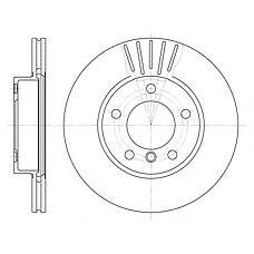 ROADHOUSE 632410 (34111165455 / 34111160674 / 34111162282) диск тормозной
