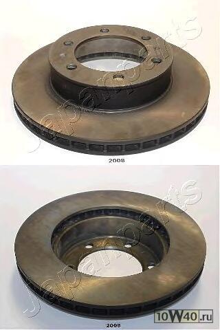 диск тормозной toyota hilux 07-