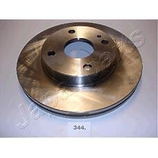 JAPANPARTS di344 (BR703325X / BR703325XF / B26Y3325XA) диск тормозной передний Mazda (Мазда) 323 235mm