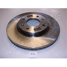 JAPANPARTS dik15 (517123D100 / 517123D300 / 517123C100) диск торм. (280mm 4 отв.)