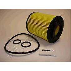 JAPANPARTS foeco038 (5650380 / 97223218 / GM97223218) фильтр масляный eco