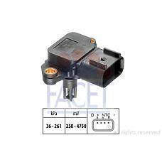 FACET 10.3076 (4138350 / 1C1A9F479AA / AJ82719) датчик абсолютного давления