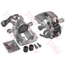 TRW BHN147E (8D0615424 / 52837 / 342401) суппорт тормозной задний правый\ Audi (Ауди) a4 1.6-2.8 94-01