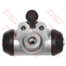 TRW BWH377 (6U0611053A / 116595030) цилиндр тормозной задний VW Caddy (Кадди) / Skoda (Шкода) felicia