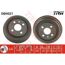 TRW DB4021