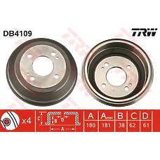 TRW DB4109