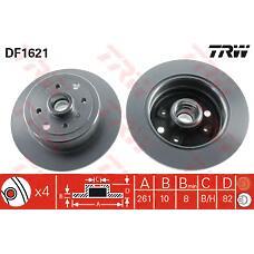 TRW DF1621