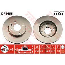 TRW DF1655