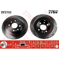 TRW DF2703