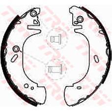 TRW GS8540 (6733350 / 5027771 / 92VB2200BB) колодки барабанные Ford (Форд) Transit (Транзит) 91>94 к-т