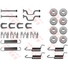 TRW SFK347 (0440810000) ремк-т торм. колодок\ Toyota (Тойота) Avensis (Авенсис) / Camry (Камри) 1.8-3.0i / d 91-03