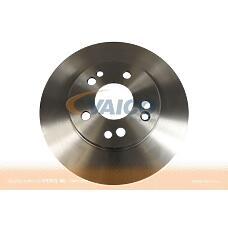 VEMO-VAICO V30-80019 (1244212712 / 1244211612 / 1294210312) диск тормозной fr мв