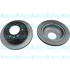 KAVO PARTS BR-3256 (584114H300) диск торм. re Hyundai (Хендай) h1 06-