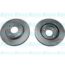 KAVO BR-5773 (MR510742 / MR510741 / MR527825) диск тормозной пер. Mitsubishi (Мицубиси) galant vi 2,0 2,4gdi 2,5 v6 24v 00-04 Lancer (Лансер) 03- 1.3 1.6