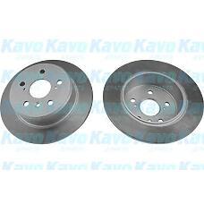 KAVO BR-9379 (4243133030 / 4243133050 / 4243148030) диск тормозной задний(288x10mm) Toyota (Тойота) camry(v30)