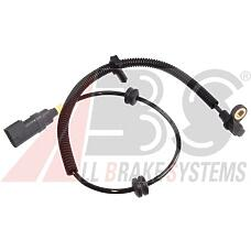 ABS 30088 (1067208 / 1088635 / 98AG2B372BF) датчик abs Ford/Focus (RR) 98-