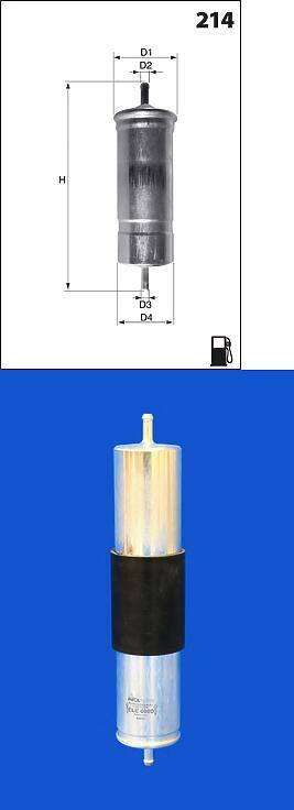фильтр топливный\ bmw e36 / m3 / e34 / e38 / e39 / e46 / z3 1.6i-5.4i 94>