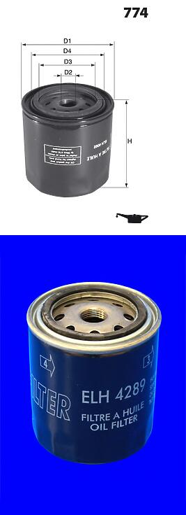 фильтр масляный\ landrover discovery / range rover 2.5td / 3.9-4.6 v8 89>