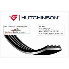 HUTCHINSON 691 SK 6