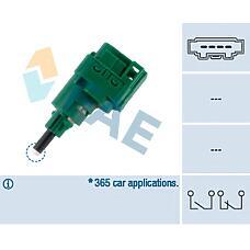 FAE 24762 (1070613 / 1C0945511A / 1J0945511) датчик стоп-сигнала ford