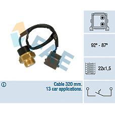 FAE 36730 (9569054 / 4086690 / 4110508) датчик включения вентилятора