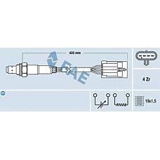 FAE 77158 (855345 / 9118698 / 25177596) лямбда-зонд