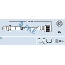 FAE 77337 (11781720537) лямбда-зонд BMW (БМВ) e34.e32(86-94) m30.m6