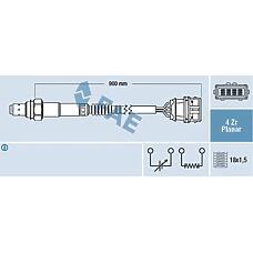 FAE 77415 (30616821 / 616821) лямбда-зонд Volvo (Вольво) s40 / v40 2.0 00-04