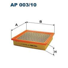 FILTRON AP 003/10 (04861688AA / K04861688AA) фильтр воздушный\ Chrysler (Крайслер) 300c 3.0cdr 05>