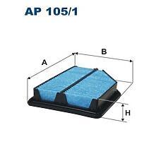 FILTRON AP105/1 (17220RZPG00) фильтр воздушный Honda (Хонда) cr-v III 2.0i v-tec 1 / 07->