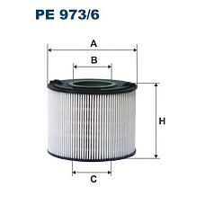 FILTRON PE 973/6 (7L6127434C / 7L6127434B / 7L6127177B) фильтрующий элемент топлива\Audi (Ауди) q7 06>,Porsche (Порше) Cayenne (Кайен) 3.0tdi 09>,VW Touareg (Туарег) 3.0tdi