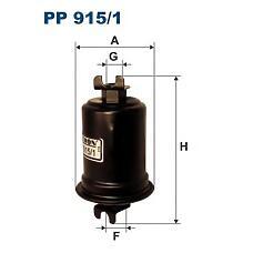 FILTRON PP915/1  фильтр топливный