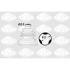 SASIC 1900003 (39241BM525 / 328794 / 39741AY125) пыльник шруса (установ. комплект) Citroen (Ситроен) Opel (Опель) peugeot