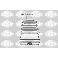 SASIC 1904009 (7701209256 / 7700114920 / 6025370667) к-кт пыльника шруса внутреннего термоп.\ Renault (Рено) Clio (Клио) III / modus 1.2i / Laguna (Лагуна) III 2.0i 05>