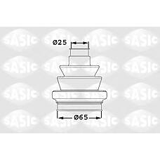 SASIC 1906035 (0374429 / 1603301) пыльник шруса (установ. комплект) Opel (Опель) Astra (Астра) signum vectra zafira