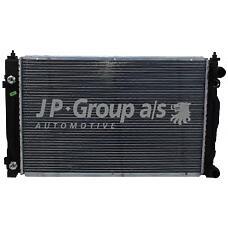 JP GROUP 1114204600 (8D0121251M / 8D0121251BC / 8D0121251C) радиатор Audi (Ауди) / VW