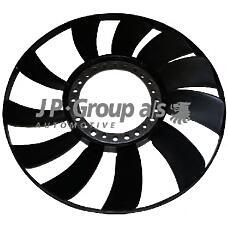 JP GROUP 1114900100 (058121301B / 121088002_JP) крыльчатка вентилятора\ Audi (Ауди) a4 / a6 / VW Passat (Пассат) 94>