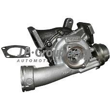 JP GROUP 1117401400 (070145701K / 070145701KX / 070145701KV) турбина VW t5 2.5tdi 03-06