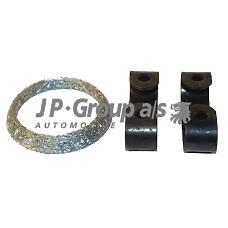 JP GROUP 1121701210 (161298115 / 191298115 / 533298115) комплект монтажный глушителя